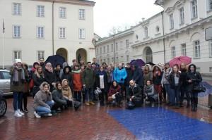 Sightseeing Vilnius