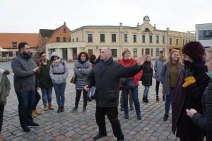 Klaipeda guided tour