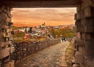 Veliko Turnovo, Capital of second Bulgarian Kingdom