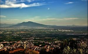 Maddaloni Mount Vesuvius