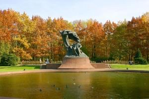 Warszawa-Lazienki Krolewskie 107