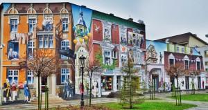 słupsk mural