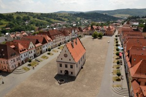 Bardejov, medieval trading town
