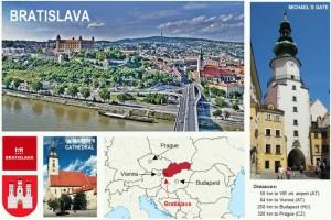 Bratislava distances