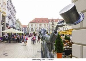 Historical centre of Bratislava