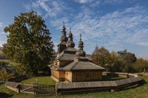 Wooden church UNESCO