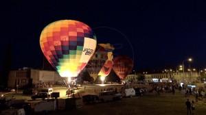 Balloon fiesta 2017 in Košice