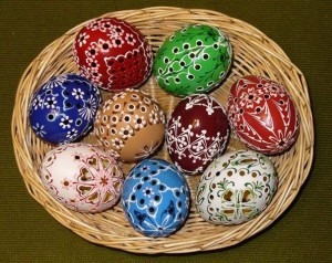 Slovak Easter