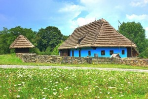 Open-air museums of folk architecture in Eastern Slovakia