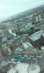 "The views from ""Pie in the Sky"", Liverpool."