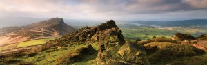 View of The Roaches